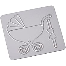 CottageCutz – Troquel metal Mini die-baby Bubby (3,8 x 3,8 cm