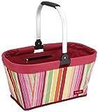 livante Einkaufskorb CALIFORNIA - praktischer Shopper u. Picknickkorb