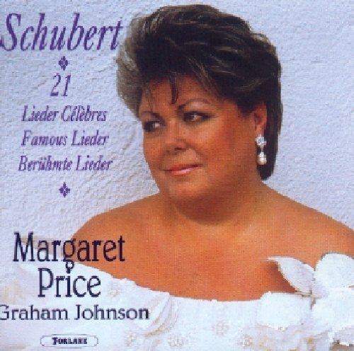 21 Lieder - Margaret Price,Soprano, Graham Johnson, Piano