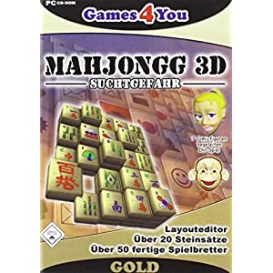 Games 4 You: Mahjongg 3D