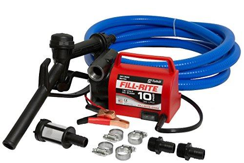 fill-rite fr1614Diesel Fuel Transfer Pumpe mit Schläuche-12Volt, 10GPM, Modell # fr1614 (Gpm Motor)