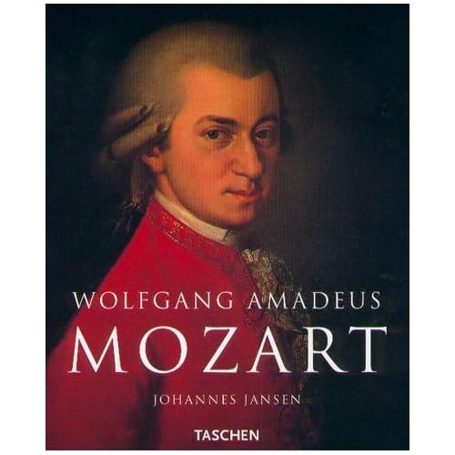 WOLFGANF AMADEUS MOZART. Edition trilingue français-anglais-allemand