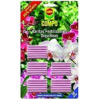 Compo 1197802011 Varitas Fertilizantes Orquídeas (x 24 Unidades + 6 Gratis), 24.3x14.4x0.5 cm