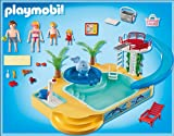 PLAYMOBIL 5433 - Erlebnisbad mit Sprudel-Wal -