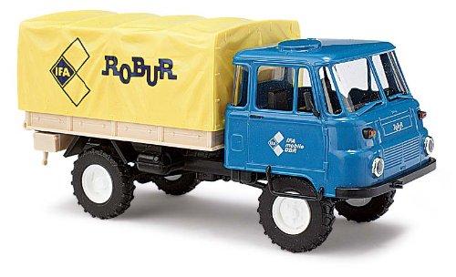 Busch Voitures - BUV50215 - Modélisme - Camion LO 2002 A - Robur - 1973