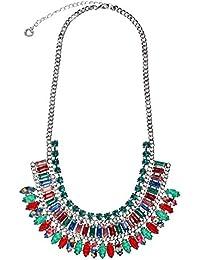 Desigual - Collar de metal (20 cm)