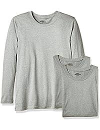 Mick Morrison 11234 - T-shirt à manches longues, Lot de 3, - Homme