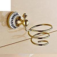 WC-style capelli asciugacapelli rack/Parete montaggio hair dryer/ bagno stoccaggio aria tubo/Rack-A