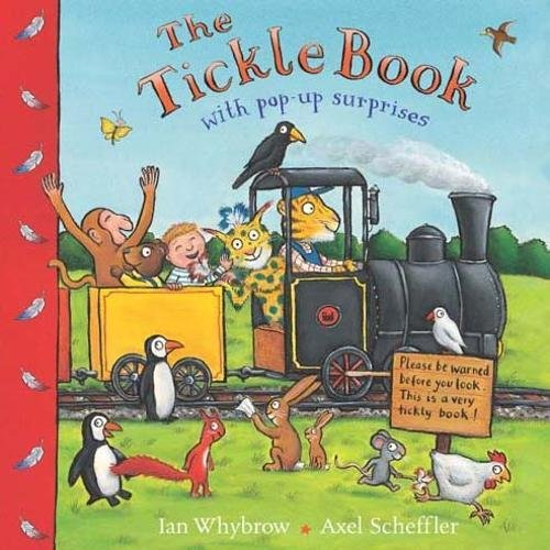 Tickle Book (Tom and Bear)