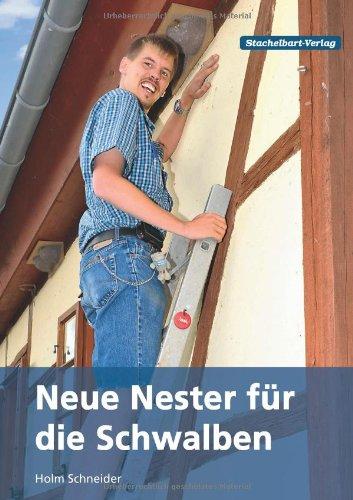 Buchseite und Rezensionen zu 'Neue Nester für die Schwalben' von Holm Schneider