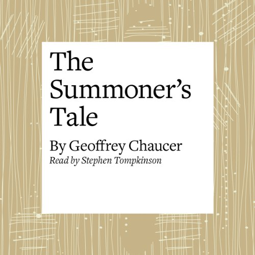 The Canterbury Tales: The Summoner's Tale (Modern Verse Translation)  Audiolibri