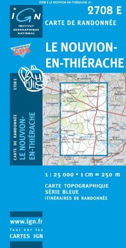Nouvion-en-Thierache GPS: IGN2708E par (Carte - Dec 5, 2008)