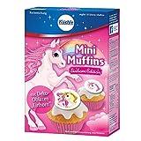 Küchle - Backmischung Einhorn Mini-Muffins, 260g