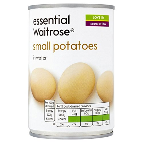 Small Potatoes essential Waitrose 300g