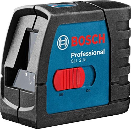 Bosch E-Werkzeuge Linienlaser GLL 3-80P Prof.+Polo + Polo-Shirt Messlaser 3165140785525