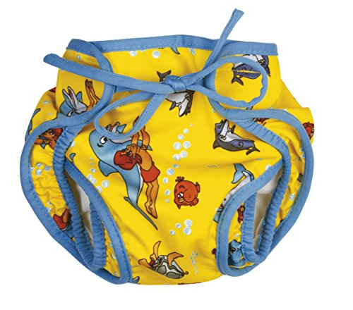belco-aqua-swim-diaper-diaper-form-with-velcro-fastening-yellow-with-dolphin-s