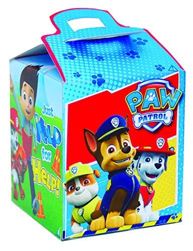 KULTFAKTOR GmbH PAW Patrol Geschenkbox bunt 9,5 x 9,5 x 11 cm Einheitsgröße
