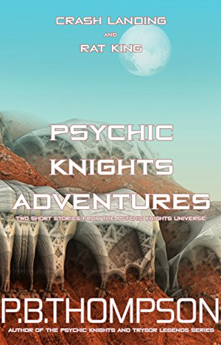 psychic-knights-adventures-crash-landing-and-rat-king-english-edition