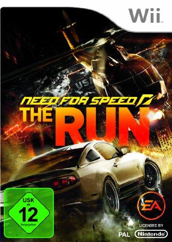 Polizei-spiele Die Für Wii (Need for Speed: The Run)