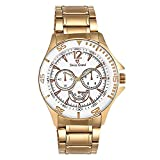 Swiss Grand SG1181 Solid Gold Coloured W...