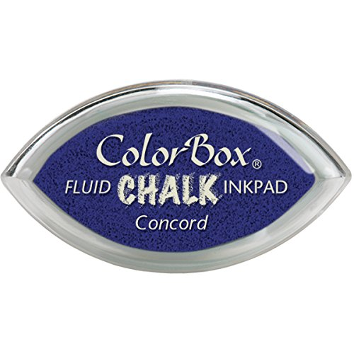 Unbekannt ColorBox Fluid Chalk Cat's Eye Ink Pad-Concord Concord Eye