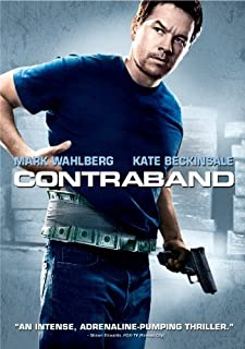 Contraband by Mark Wahlberg