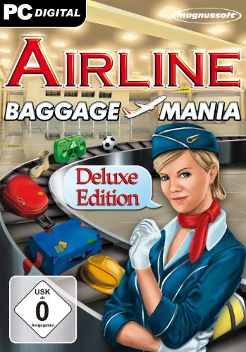 Airline Baggage Mania Deluxe Edition