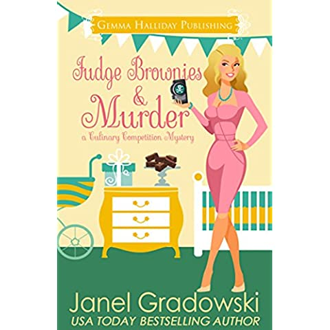 Fudge Brownies & Murder (Culinary Competition Mysteries Book 4) (English Edition)