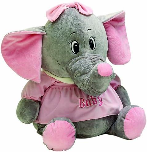 Goût élégant et choix distingué. Elephant en peluche 28 cm cm cm 3b5ebf