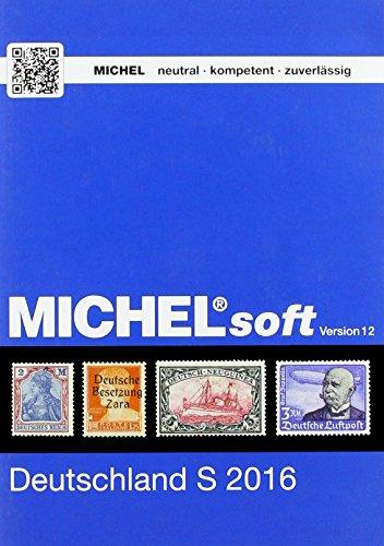 MICHELsoft Briefmarken Deutschland S 2016/2017