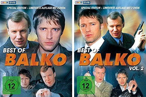 Best of Balko - Vol. 1 + Vol. 2 (Special Edition) (4 DVDs)
