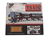 Smile Creations Battery Operated Train Set With Light Toy For Kids