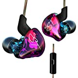 KZ ZST Dynamic Hybrid Dual Treiber In-Ear Ohrhörer (With Microphone Colorful)