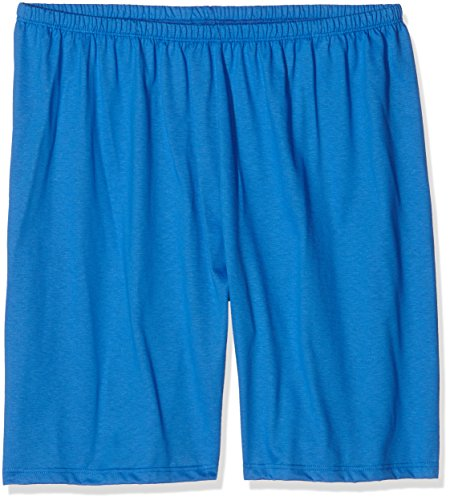 Trigema Herren Shorts 636104 Blau (electric blue 048)