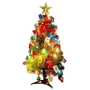 k nstlicher weihnachtsbaum outgeek tannenbaum christbaum 60cm 24 39 39 gr n weihnachtsbaum klein. Black Bedroom Furniture Sets. Home Design Ideas