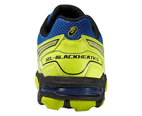 ASICS GEL-BLACKHEATH 5 Hockey Schuh Gelb