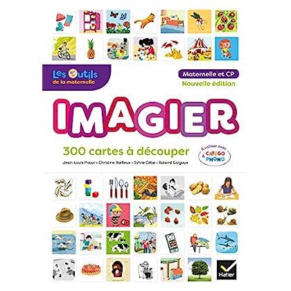 Imagier CATEGO PHONO -Maternelle - Ed. 2018