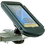 BuyBits Attelage 50 Imperméable Montage Moto compatible avec Samsung Galaxy S7 Edge