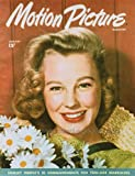 June Allyson-Póster de la película Motion Picture Magazine Cover 1940de 27x 40en-69cm x 102cm