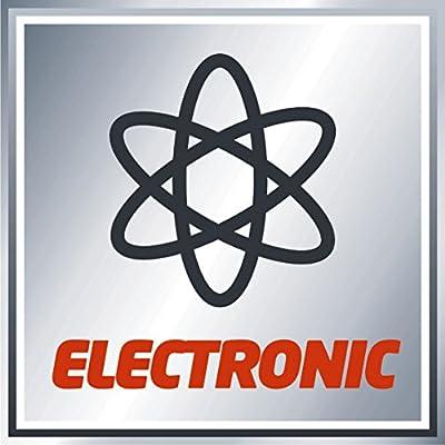 Einhell Akku Laubbläser GE-CL 18 Li E Solo Power X-Change (Lithium Ionen, 18 V, 210 km/h Luftgeschwindigkeit, Drehzahlregelung, klein und handlich, ohne Akku und Ladegerät)