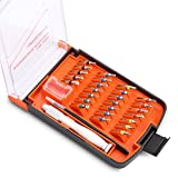 Precision Screwdriver Set, Eventronic 28 in 1 Repair Tools Kit with 26 Bits Magnetic Driver Kits, for iPhone, iPad, Laptop, Smartphones, MacBook, PC, Watches, Xbox, Glasses, Cameras