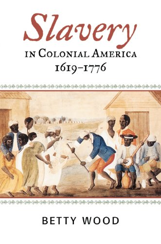 America, 1619-1776 (The African American Experience Series) (English Edition) ()