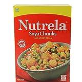 Nutrela Soya Chunks - 220g Carton