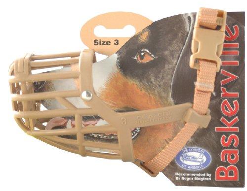 Nobby 79702 Hunde-Maulkorb Baskerville, Gr. 3