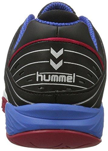 Hummel Unisex-Erwachsene Omnicourt Z6 Trophy Hallenschuhe Schwarz (Black)