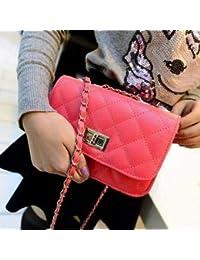 e1fe476ed DJBMENG Mujeres Calientes Bolsas De Mensajero PU De Cuero Famosas Marcas De  Diseño Mujeres Bolsa De Lujo Clásico Bolsos De Las…