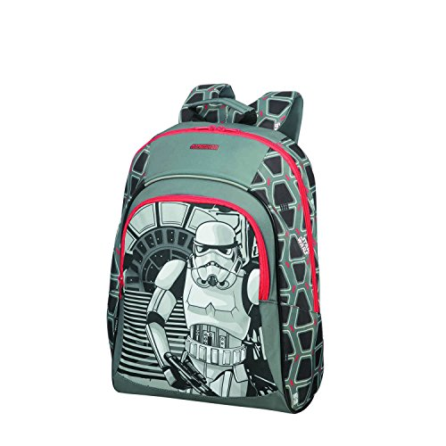 American Tourister Disney New WonderStar Wars Rucksack M, 41 cm, 21 L, 0.2 KG Multicolour (Star Storm Trooper)