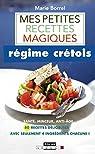 Mes petites recettes magiques régime crétois par Borrel