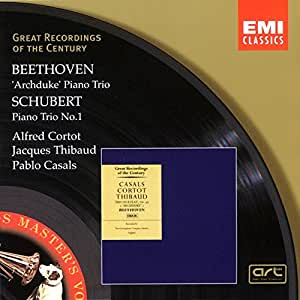 Klaviertrio Op. 97 / Klaviertrio D 898