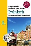 """Langenscheidt Universal-Sprachführer Polnisch  - Buch inklusive E-Book zum Thema """"Essen & Trinken"""": Die wichtigsten Sätze plus Reisewörterbuch"""